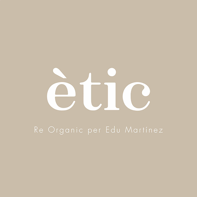 Logotipo del Restaurante Etic - Re Organic Night Restaurant by Edu Martinez